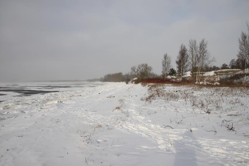 Крепость Кронштадт батарея Демидова