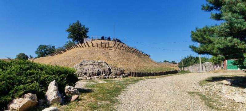крепость Усть-Лабинск RC-150