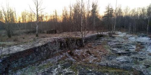 Восточно-Выборгские укрепления RC-153